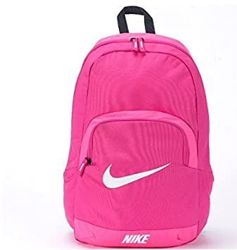Nike Anthracite Backpack - Pink b2d609c1645ac