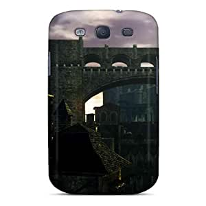Excellent Design Dark Souls Undead Burg Case Cover For Galaxy S3
