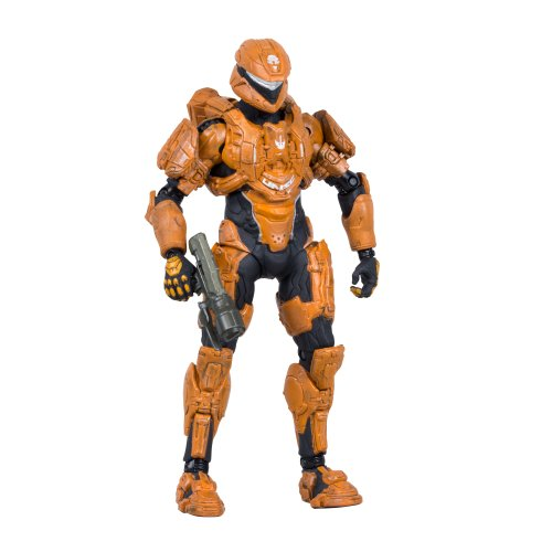 McFarlane Toys, Halo 4 Series 2 Action Figure, Spartan Scout (Halo 2 Series 4 Figure)