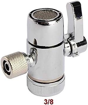 Fumak: Adaptador de Grifo para válvula de desviador, Filtro de ...