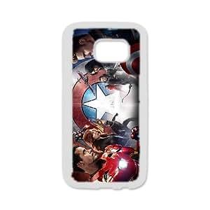 Life margin Captain America Civil War phone Case For Samsung Galaxy S7 G94KH1997