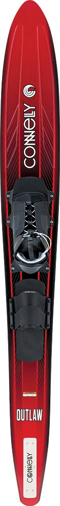 CWB Connelly Outlaw Waterski 65'', Swerve S/M (Sz 4-9) with Rear Toe Strap