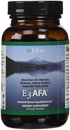 E3Live AFA 50 Gram Powder - 1 Bottle