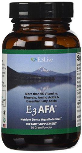 E3live Afa 50 Gram Powder 1 Bottle 11street Malaysia Health Amp Natural Food
