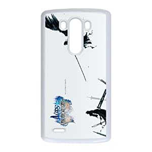 Final Fantasy LG G3 Cell Phone Case White Protect your phone BVS_771768