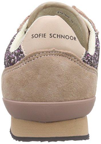 Sneaker Rose W Glitter Baskets Femme Sofie Schnoor Basses 5q0naax