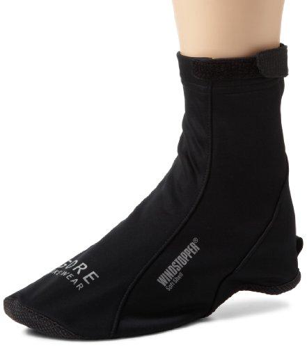 Gore Men's Road Windstopper Overshoes, Black, 11-13 D(M) US (55 Open Toe Ladies Shoes)