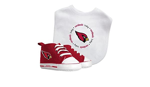 8100dcd4 Baby Fanatic NFL Arizona Cardinals Infant and Toddler Sports Fan Apparel
