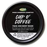 Lush Cup O' Coffee Face and Body Mask Scrub 5.2 Ounce