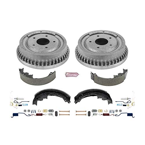 Power Stop Rear KOE15291DK Daily Driver Drum and Shoe Kits