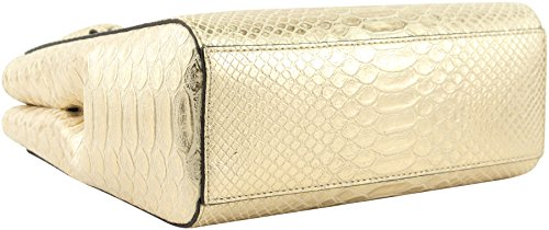 MICHAEL KORS Bolsos Para Mujer Kellen Pale Golden 25cmx17cmx9cm