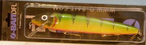 O-Bait Czar - 9 Inch Long Fishing Lure - Perch (Long Perch)