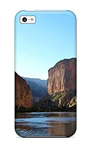 Andrew Cardin's Shop 7408201K76766613 Iphone Case - Tpu Case Protective For Iphone 5c- Grand Canyon