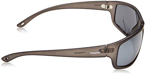 Sonnenbrille Grey Greyslv Pz 7017 Fl PLD Polaroid S Sports Gris Bwq5xaZT