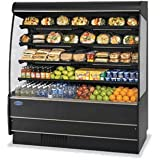 Federal Industries RSSM-378SC Specialty Display High Profile Self-Serve Refrigerated Merchandiser
