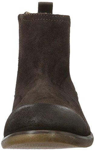 Hudson London Herren Entwhistle Suede Brown Chelsea Boots Braun (Brown)