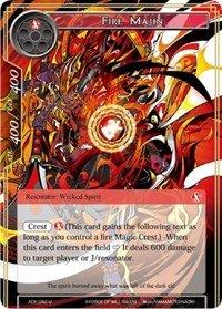Fire Majin - ADK-042 - U - Force of Will
