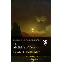 The Abolition of Poverty
