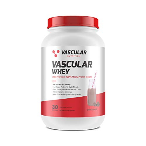 Whey Isolate Protein by Vascular Nutrition