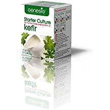 Kefir Starter Culture for home-made /natural, organic/ - 10 capsules for 20 liters