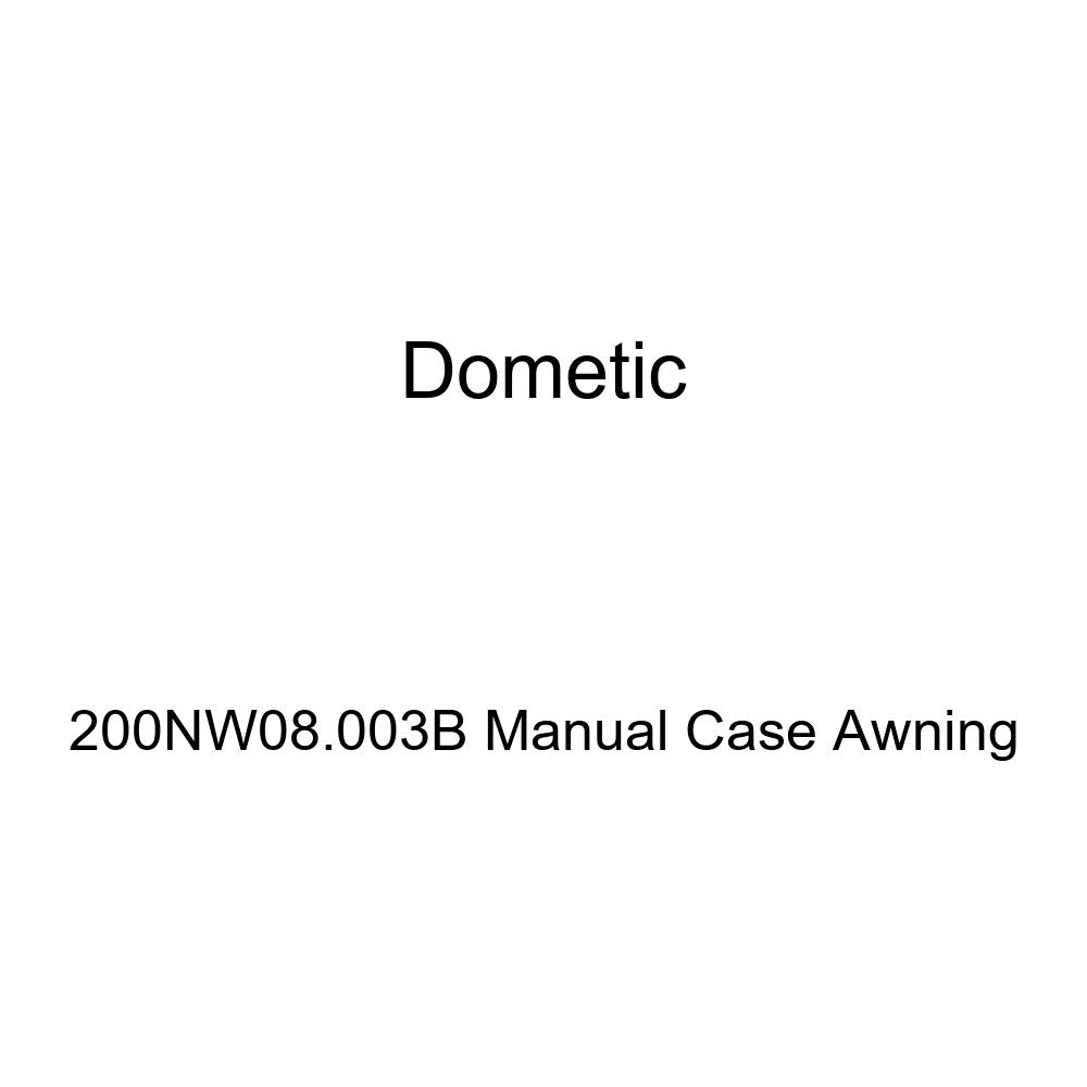 Dometic 202NW08.003B Power Case Awning