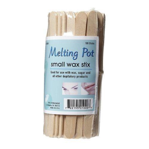 (Melting Pot Small Wax Applicator Stix by Melting Pot)