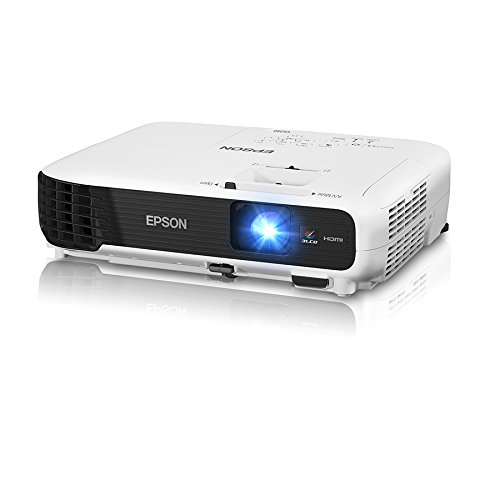 Epson VS240 SVGA 3LCD Projector 3000 Lumens Color Brightness by Epson