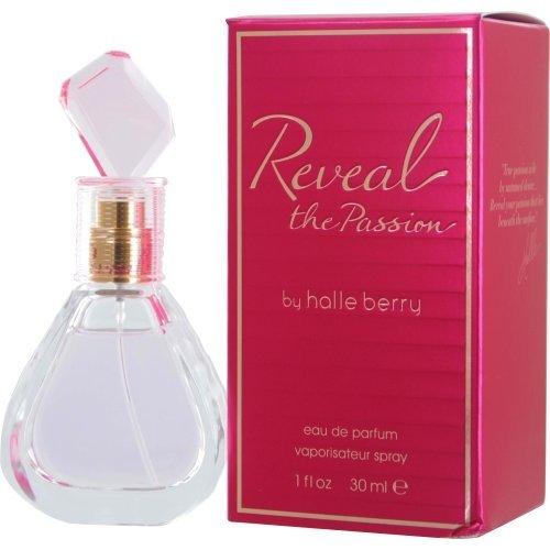 Halle Berry Reveal the Passion Eau de Parfum Spray for Women, 1 Ounce