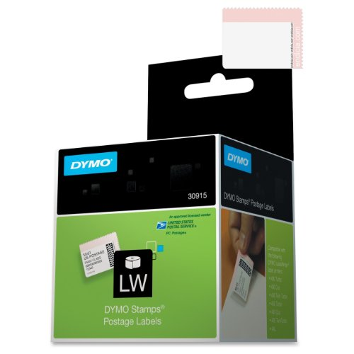 LABEL, DYMO STAMPS INTERNET POSTAGE Electronic (Internet Pc Postage Labels)