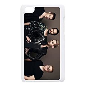 ipod 4 White Tokio Hotel phone cases&Holiday Gift