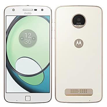 Motorola Moto Z Play 32GB XT1635-01 White Verizon Wireless (Certified Refurbished)