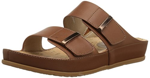 Sandal Slide BareTraps Women's Cherilyn Brown Brush ABEtqaYqw