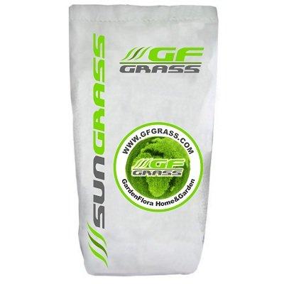 Rasensamen GF Sun Grass Pro 10 kg dürreresistenter Rasen - Join the Green Evolution - Grassamen Rasensaat