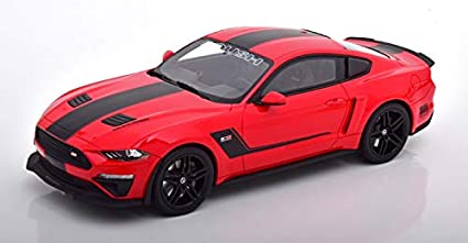 Roush Stage 3 >> Amazon Com Gt Spirit 1 18 Ford Mustang Roush Stage 3 2019