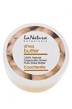 Coco Vanilla Organically Grown Shea Butter