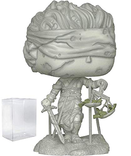 Funko Pop! Rocks: Metallica - Lady Justice Vinyl Figure (Includes Pop Box Protector Case) ()