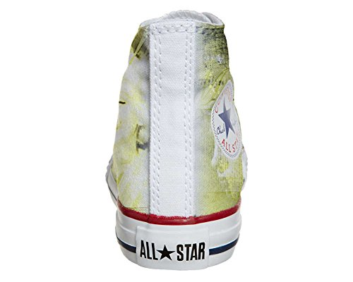 Converse All Star Customized - zapatos personalizados (Producto Artesano) Classic Woman