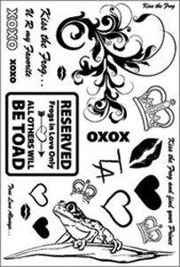 Nikki Sivils U R My Favorite Clear Stampies