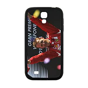 KKDTT Michael Schumacher Black Phone Case for Samsung Galaxy S4