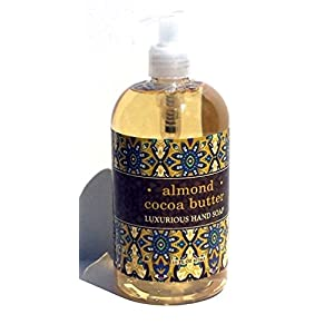 Greenwich Bay ALMOND COCOA BUTTER Shea Butter Hand Soap Enriched with Sweet Almond Oil 16 oz 67