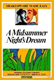 A Midsummer Night's Dream[SHAKESPEARE MADE EASY MIDSUMME][Paperback]