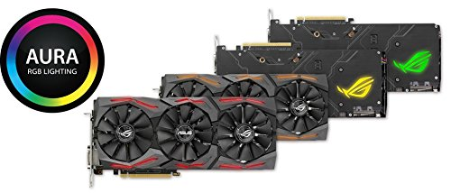 ASUS GeForce GTX 1070 8GB ROG STRIX OC Edition Graphic Card STRIX-GTX1070-O8G-GAMING by Asus (Image #6)'