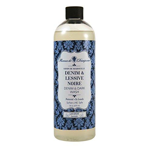 Florence de Dampierre 32 Load, All-Natural, Genuine Savon de Marseille, Denim & Darks Wash, 16 oz. - Lavender