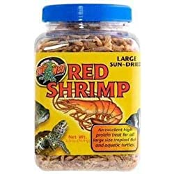 Zoo Med ZM-161 Large Red Shrimp (Sun Dried) 2.5 Ounce