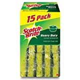 Scotch-Brite Heavy Duty Scrub Sponges 15 Count