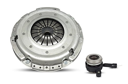 Modular Clutch And Slave Kit Works With Jeep Compass Patriot Dodge Caliber Se Sxt Heat Express Sxt Uptown Mainstreet Rush 2007-2016 1.8L L4 2.0L L4 2.4L l4 GAS DOHC Naturally Aspirated