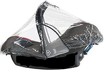 N A Universal Car Seat Rain Cover