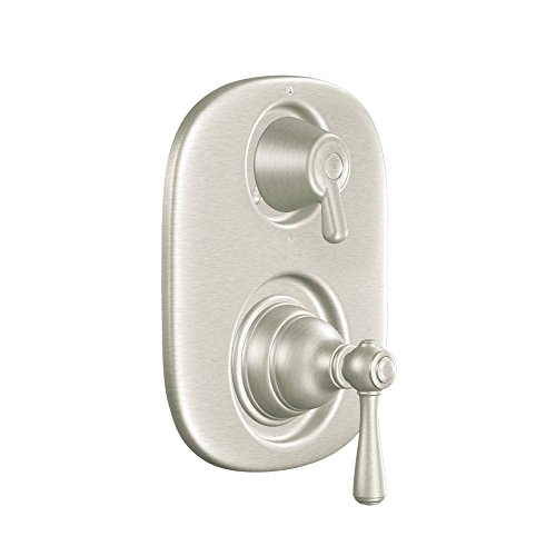 MOEN T4111BN Kingsley Moentrol Tub/Shower Transfer Valve ...