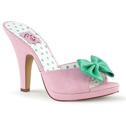 Up Siren 03 Couture B Pin ecopelle Rosa teal 6gdCPWwxq