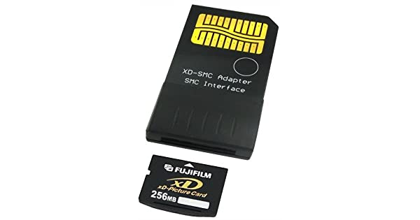 Amazon.com: Tarjeta de memoria XD al SmartMedia Card Reader ...